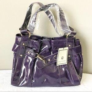 Japan Della Classe Purple Tote Bag